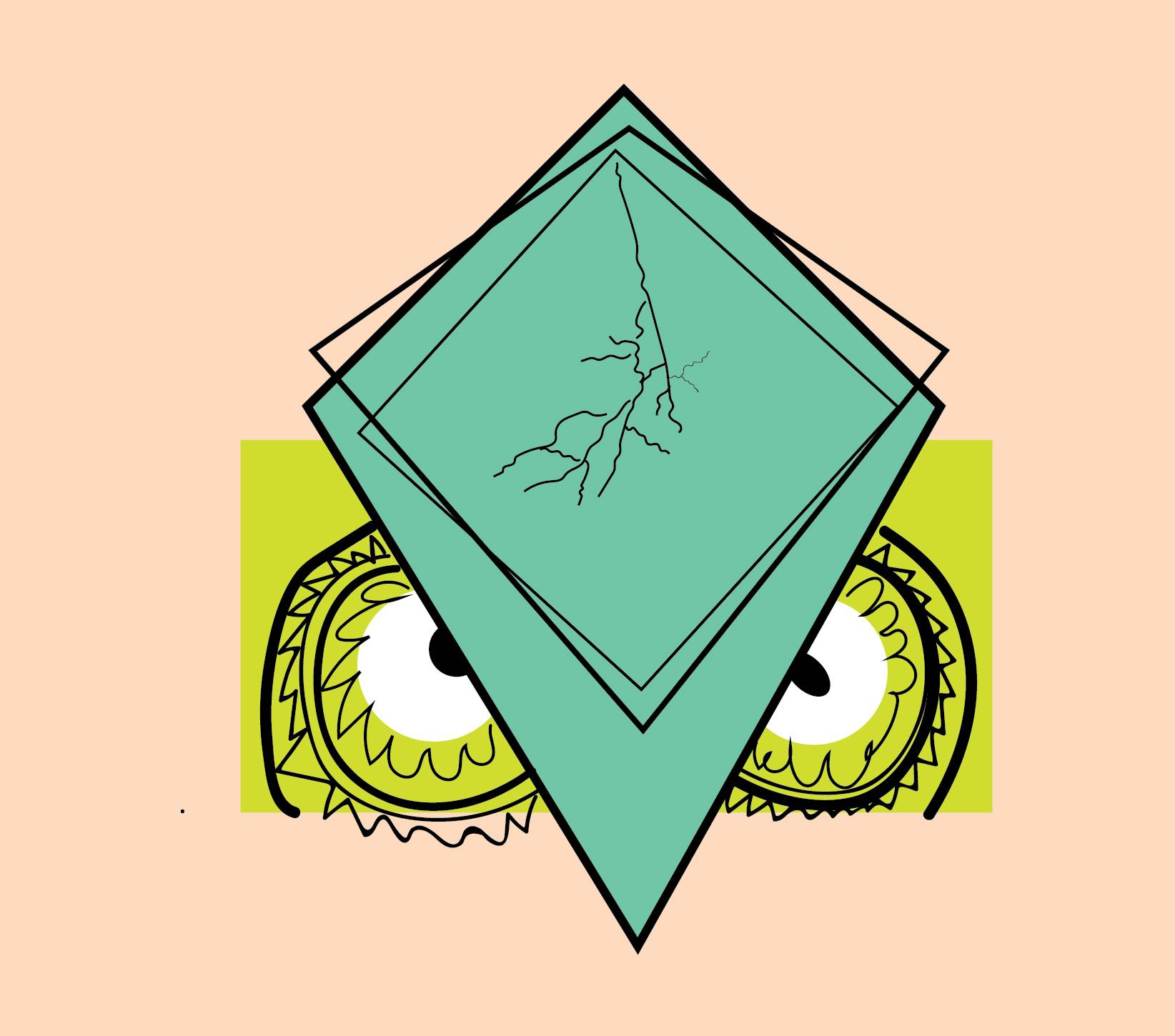 bug eyes design