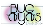Bug eyes designs logo